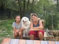 Mia, Dobrin und Ramona 7.8.2016 1