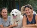 Mia, Dobrin und Ramona 7.8.2016